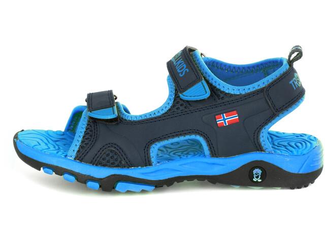 TROLLKIDS Orrestrand Chaussures Enfant, navy/medium blue